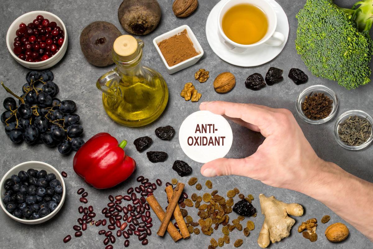 Les antioxydants dans la nutrition des athlètes, pourquoi ...